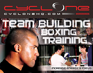 Team Building Boxing Training