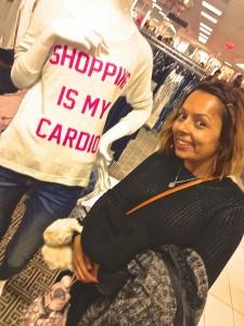 Shopping Cardio